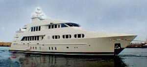 """Milk & Honey"" 125' Tri-Deck M/Y"
