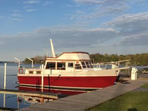 Kodiak Cruiser Motor Yacht
